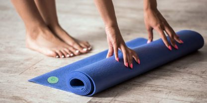 spacedot room harmoniser yoga mat